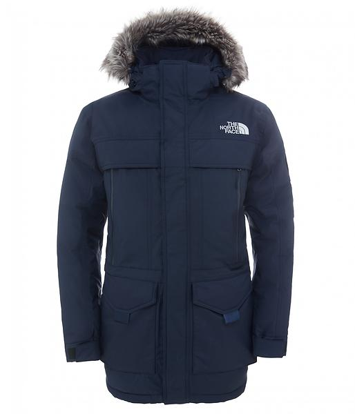 Vinterjacka herr north face