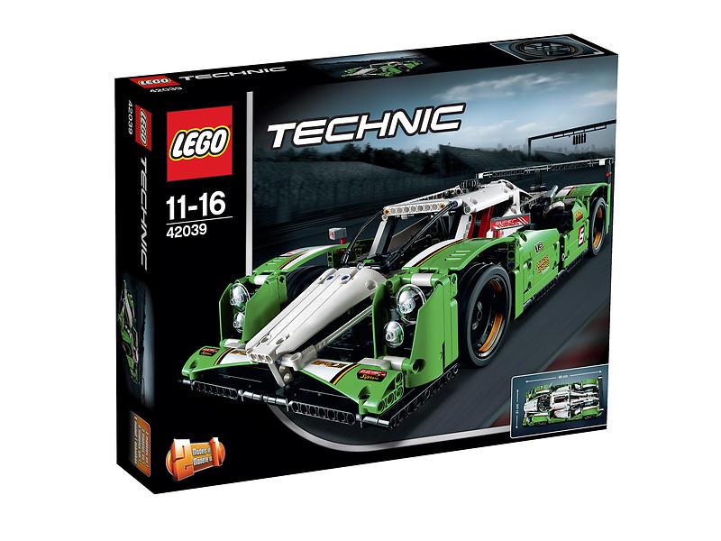 lego technic 42039 la voiture de course des 24 heures au meilleur prix comparez les offres de. Black Bedroom Furniture Sets. Home Design Ideas