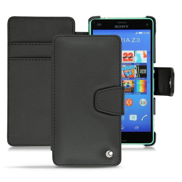 Best deals on Noreve Leather Case B for Sony Xperia Z3 ...