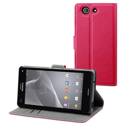 Muvit Wallet Folio Case for Sony Xperia Z3 Compact