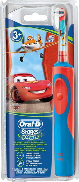Best pris på Oral-B (Braun) Vitality Kids Cars Elektrisk tannbørste -  Sammenlign priser hos Prisjakt 272e886726375