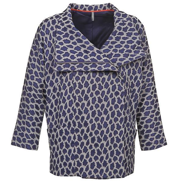 best deals on naf naf adarmela women 39 s jacket compare. Black Bedroom Furniture Sets. Home Design Ideas