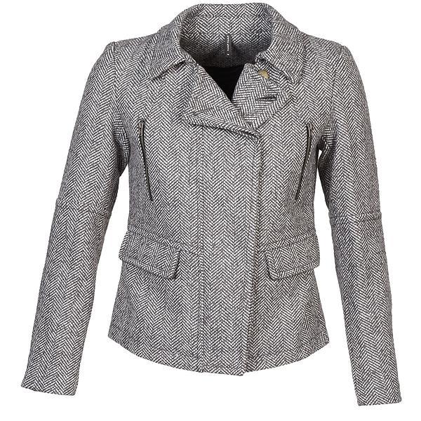 best deals on naf naf agent women 39 s jacket compare. Black Bedroom Furniture Sets. Home Design Ideas