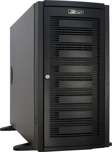 Inter-Tech IPC-9008 5U (Nero)