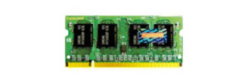 Transcend SO-DIMM DDR2 667MHz 512MB (TS64MSQ64V6J)