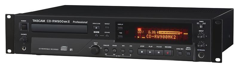 Tascam CD-RW900 MKII