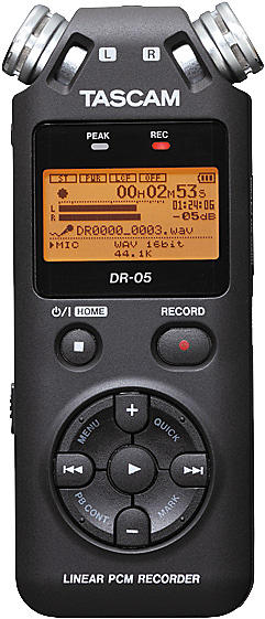 Tascam DR-05 MKII