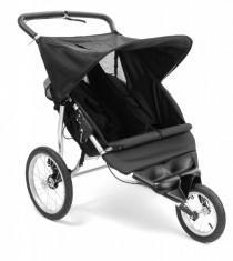 Jämför priser på Merkotex MiniMe Twin Jogger (Joggingvagn för 2) Barnvagn - Hitta  bästa pris på Prisjakt fe41aeb7d9741
