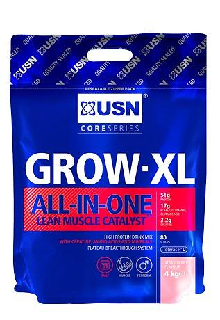 Best Deals On Usn Grow Xl 4kg Weight Gain Compare Prices