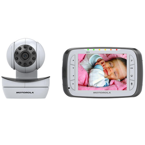 best deals on motorola mbp43 baby monitor compare prices on pricespy. Black Bedroom Furniture Sets. Home Design Ideas