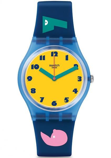 Swatch 1, 2, 3 Soleil GN242