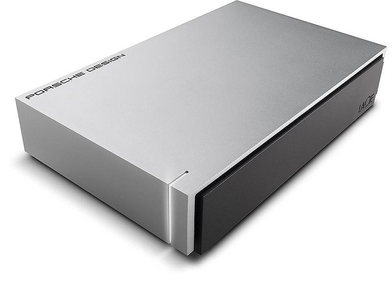 LaCie Hard Drive Porsche Desktop P9233 USB 3.0 8TB