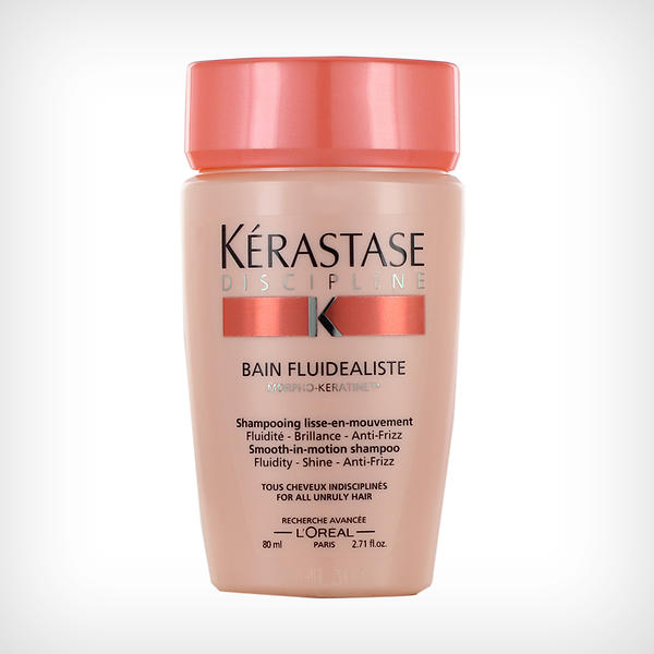 best deals on kerastase discipline bain fluidealiste shampoo 80ml shampoo compare prices on. Black Bedroom Furniture Sets. Home Design Ideas