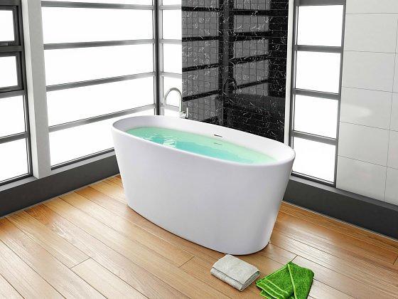 dypt badekar Best pris på Interform Urban (Hvit) Badekar   Sammenlign priser  dypt badekar