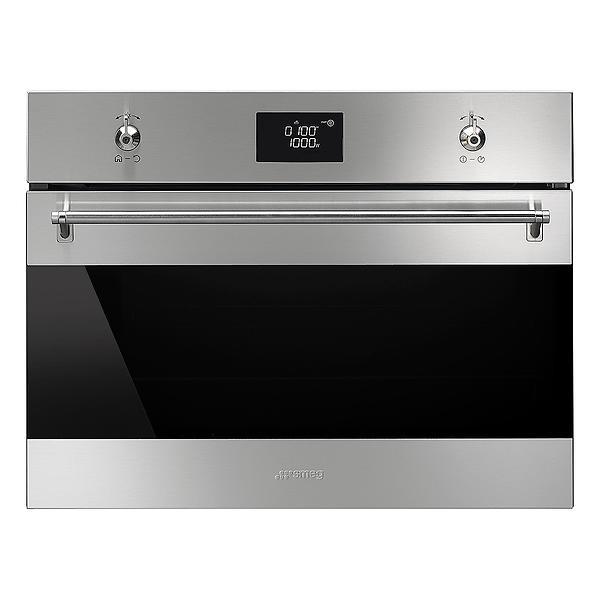 Smeg sf4390mcx inox forno al miglior prezzo confronta - Miglior forno combinato ...