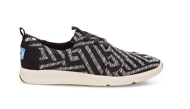 Toms Del Rey Woven Sneaker (Donna)