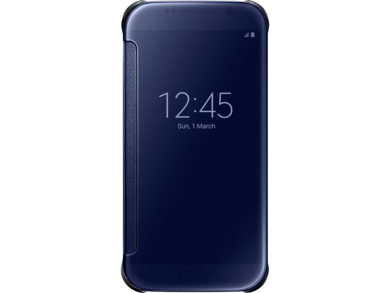 the latest 54a73 15f42 Samsung Clear View Cover for Samsung Galaxy S6 Best Price | Compare ...