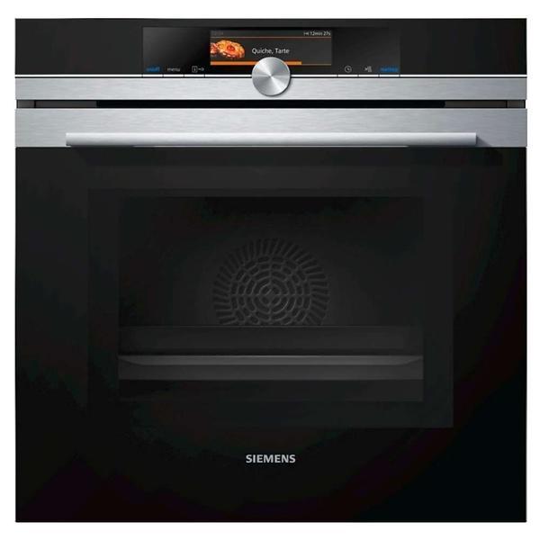 Siemens hm678g4s1 inox forno al miglior prezzo for Miglior forno