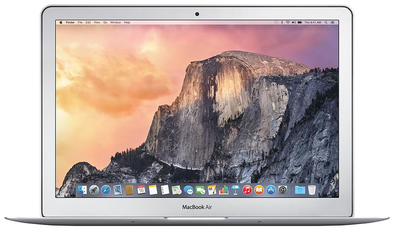 "Bild på Apple MacBook Air - 1,6GHz DC 4GB 128GB 13"" från Prisjakt.nu"
