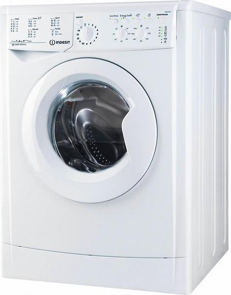 Indesit IWSC 61253 C Eco (Bianco)