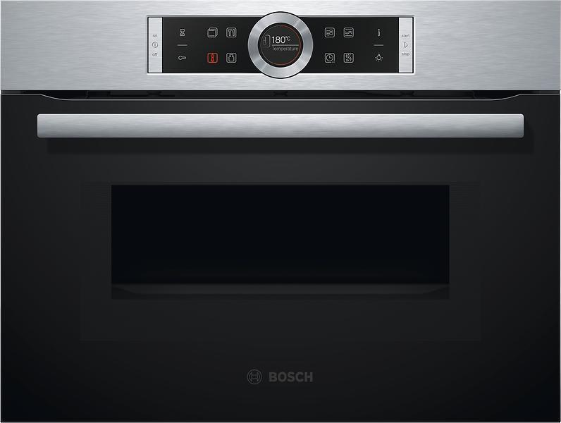 Best Deals On Bosch Cmg633bs1 Stainless Steel Built In Oven Compare Prices Pricespy