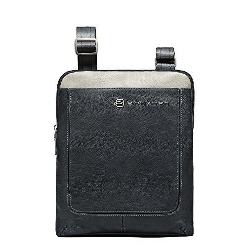 Piquadro Organized Shoulder Pocketbook for iPad 2/3/4/Air
