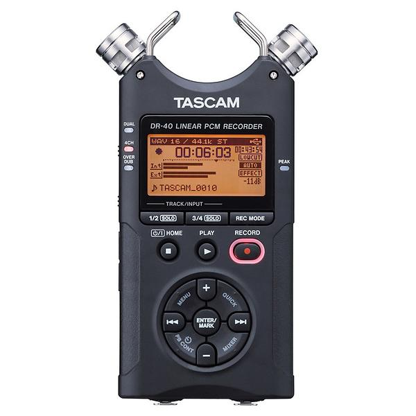 Tascam DR-40 MKII
