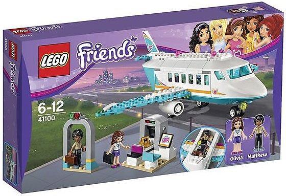 Best deals on LEGO Friends 41100 Heartlake Private Jet LEGO ...