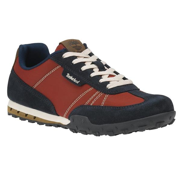Timberland Earthkeepers Greeley Low Fabric/Leather (Uomo)