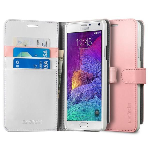 Spigen Wallet S for Samsung Galaxy Note 4