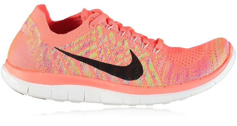huge selection of 1eaab 5982f Nike Free 4.0 Flyknit 2015 (Women's)