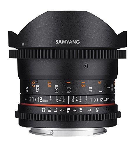 Samyang 12/3,1 VDSLR ED AS NCS Fisheye for Samsung NX