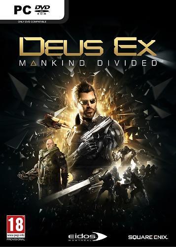 Bild på Deus Ex: Mankind Divided från Prisjakt.nu
