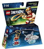 LEGO Dimensions 71209 Wonder Woman Fun Pack