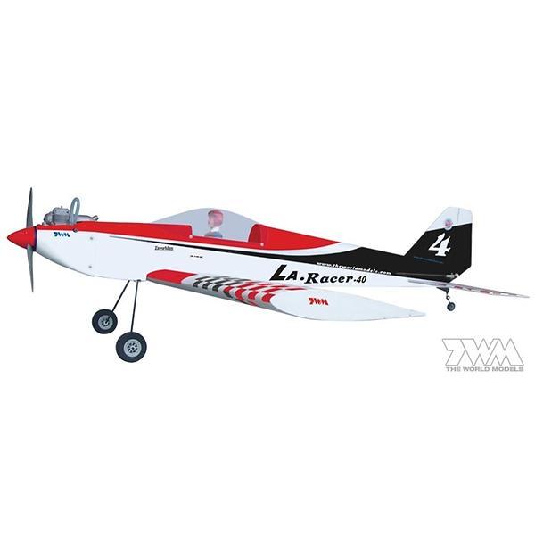 Best Deals On The World Models La Racer 40 Arf Rc Plane