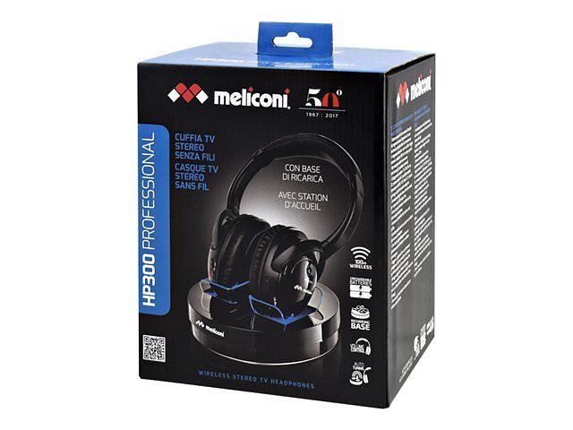 Historique De Prix De Meliconi Hp300 Professional Casque Audio