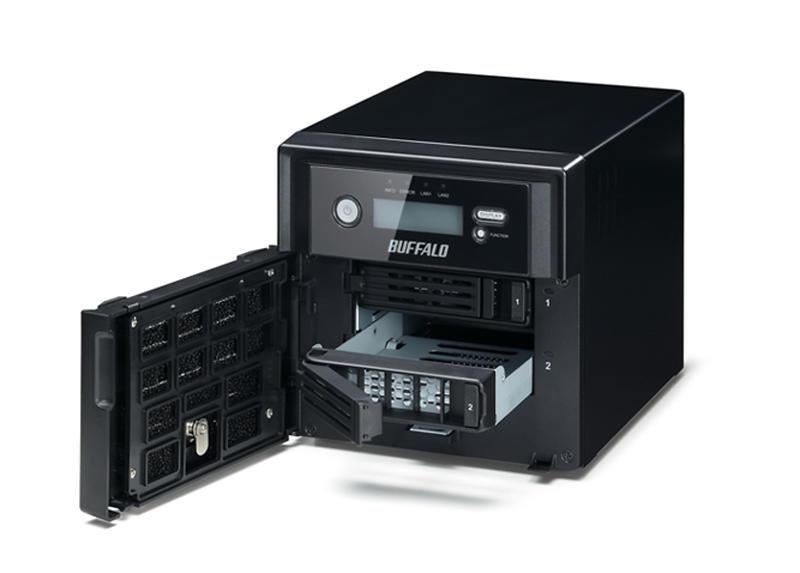 Buffalo TeraStation 5200 WD Red 4TB