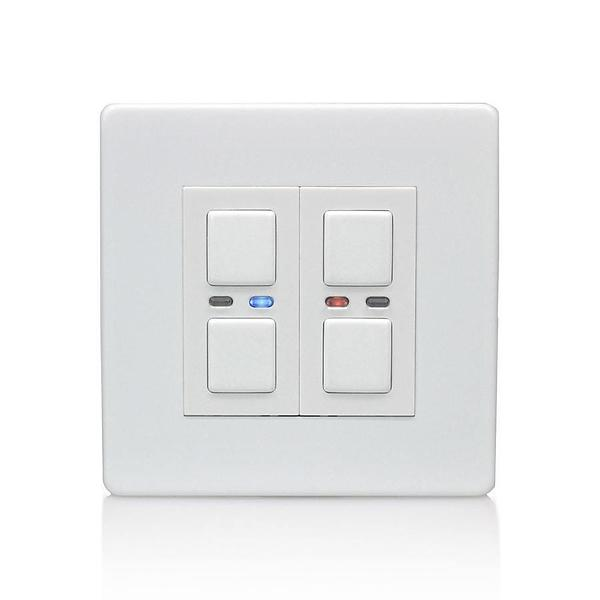 LightwaveRF 2 Gang 2-Way Dimmer LW452