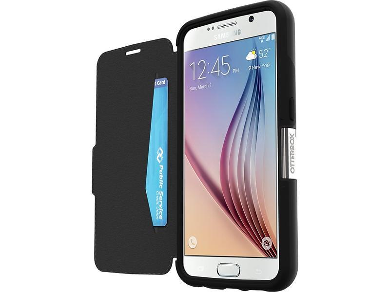Jämför priser på Otterbox Strada Case for Samsung Galaxy S6 Skal    skärmskydd till mobil - Hitta bästa pris på Prisjakt 9a4e92f434d4b