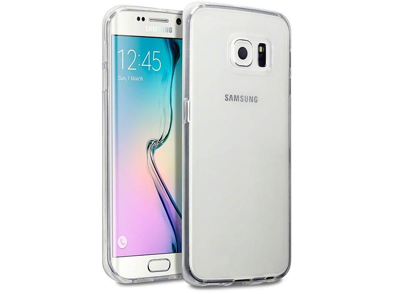 Puro Crystal Cover for Samsung Galaxy S6 Edge