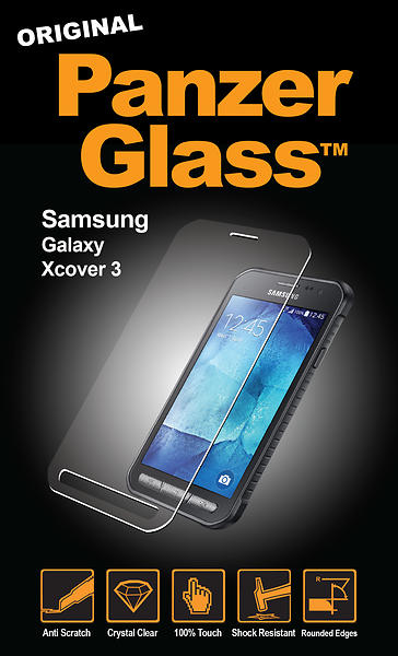PanzerGlass Screen Protector for Samsung Galaxy Xcover 3