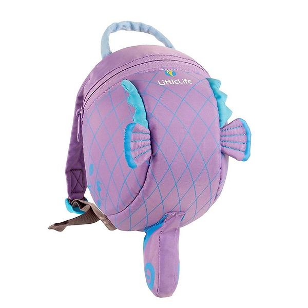 LittleLife Seahorse Toddler Backpack With Rein
