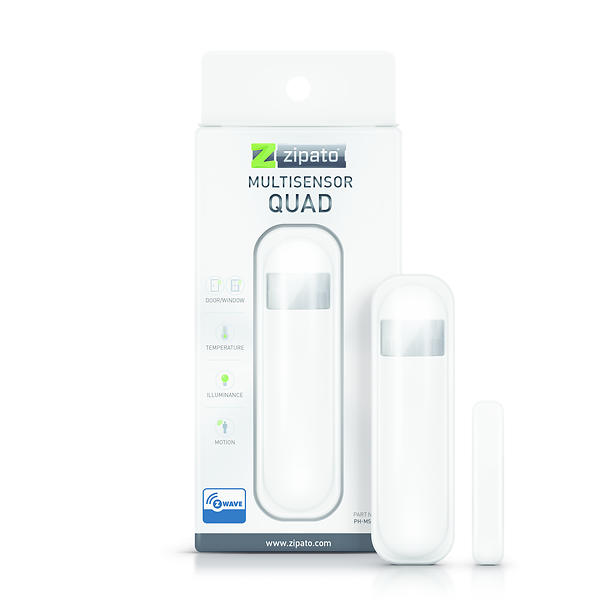 Zipato Multisensor Quad