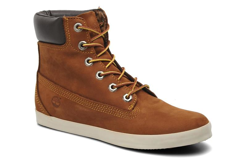 Timberland Earthkeepers Glastenbury Fabric 6-inch Boot (Donna)