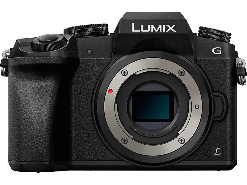 panasonic lumix dmc g7 au meilleur prix comparez les offres de appareil photo reflex hybride. Black Bedroom Furniture Sets. Home Design Ideas
