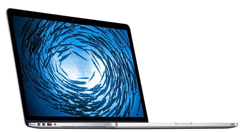 "Bild på Apple MacBook Pro - 2,2GHz QC 16GB 256GB 15"" från Prisjakt.nu"