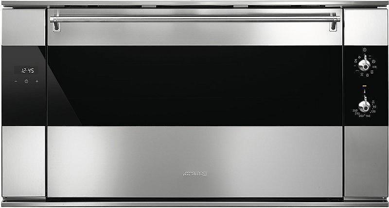 SMEG SF9315XR (Inox) Forno da incasso al miglior prezzo - Confronta ...