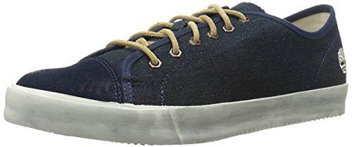 Timberland Earthkeepers Glastenbury Canvas/Leather Oxford (Uomo)