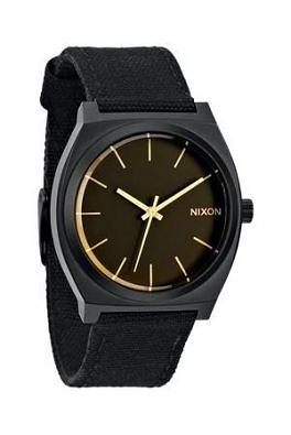Nixon The Time Teller Nylon