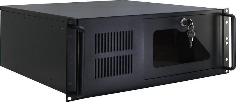 Inter-Tech IPC 4U-4088-S (Nero)